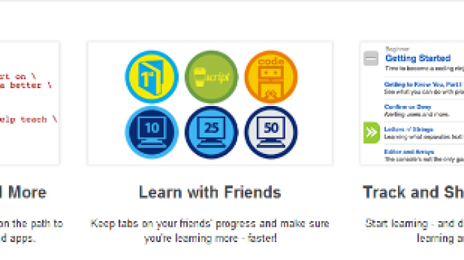 Hot Startup Codecademy Makes Learning to Programme Fun!