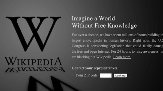The Internet May Have Won the Battle But the War Isn't Over Against Sopa