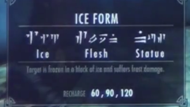 How To Get The Ice Shout In Skyrim - The Nology