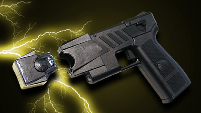 It's Official: A Taser Is a Lethal Weapon