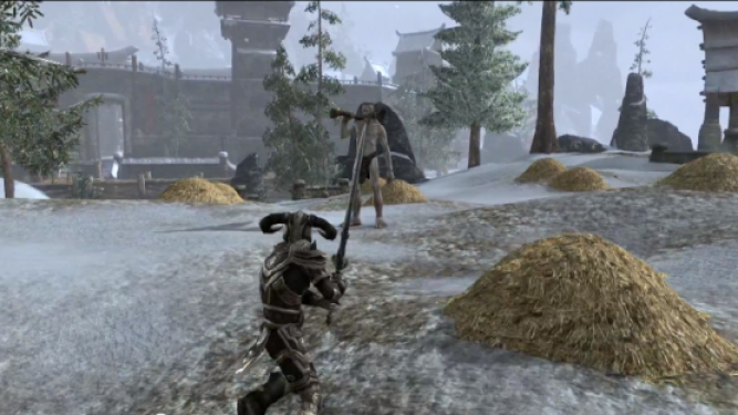 Watch Elder Scrolls Online Gameplay Footage