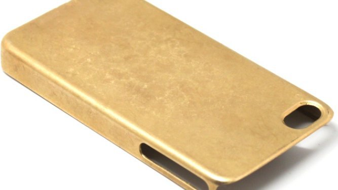 A Real Gold iPhone Case Could Be Yours for $10,000