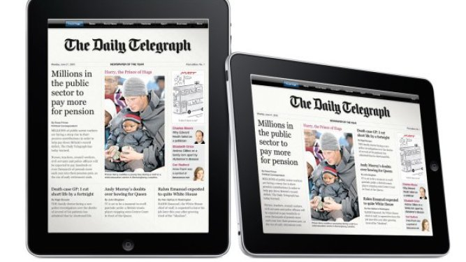 The World Was Not Ready For a Tablet Publication