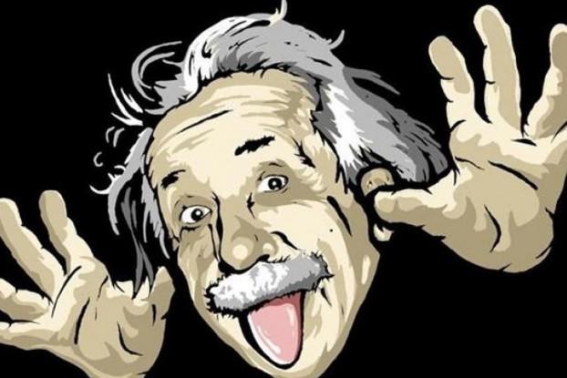 Einstein iphone 6 wallpaper