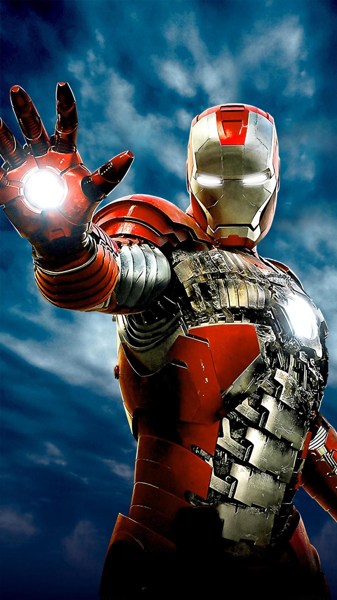 Iphone 6 Plus Iron Man Wallpaper