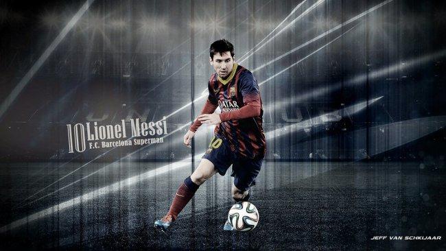Leo-Messi-Wallpaper