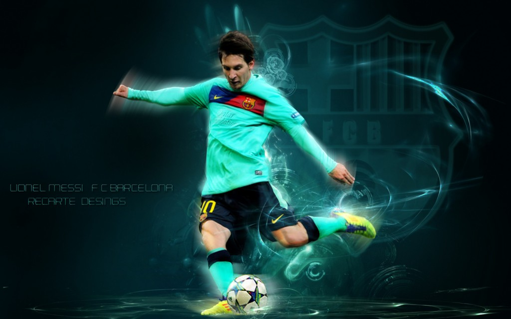 Lionel Messi HD Wallpapers - The Nology