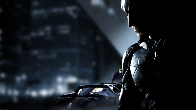 dark knight hd wallpaper