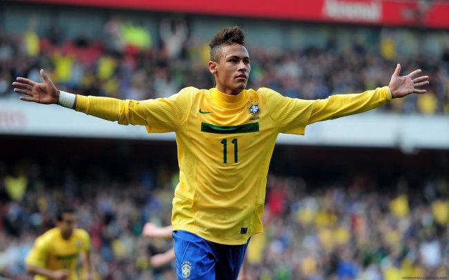 Neymar-Brazil-
