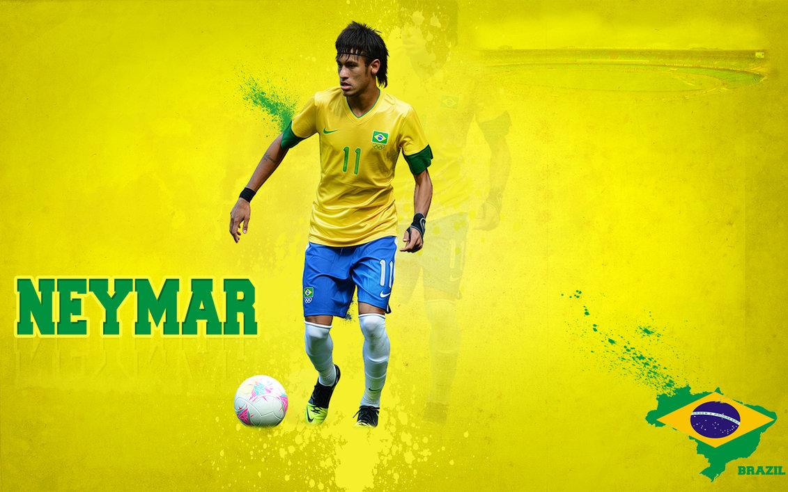 Neymar Wallaper Jr Hd Background HD Wallpapers