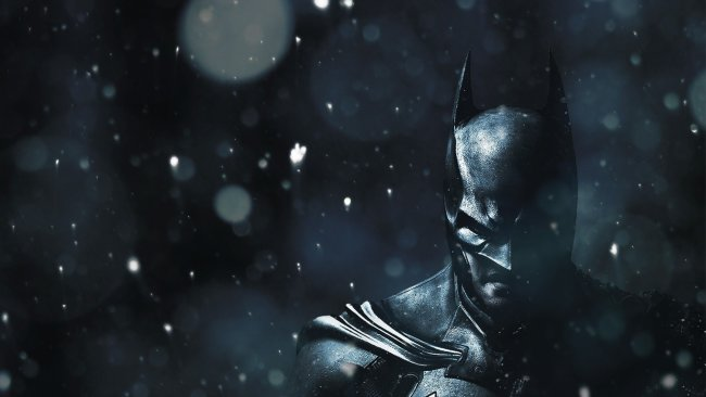 bruce wayne batman