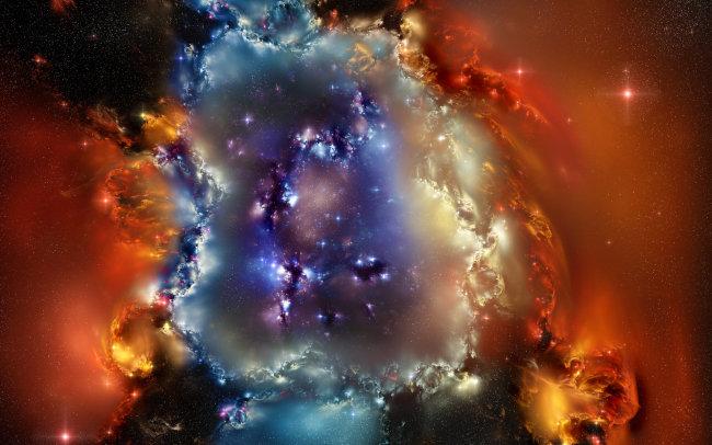 nebula glaaxy