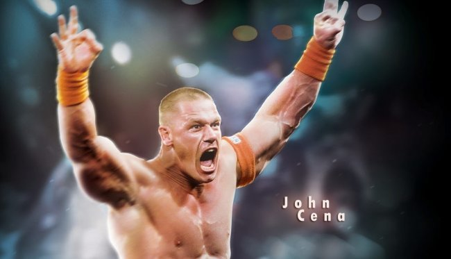 wwe john cena background