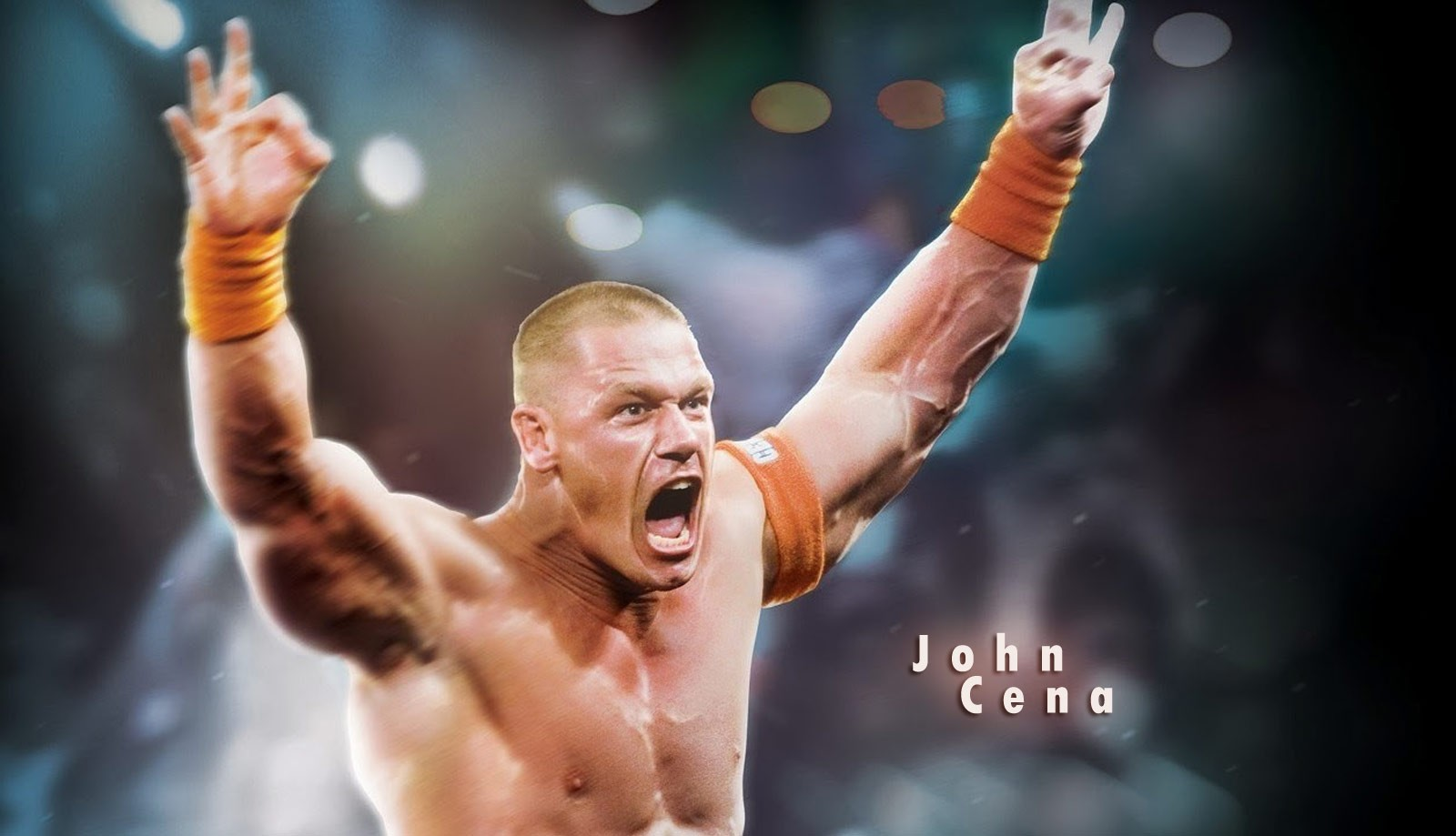 Wwe John Cena Background
