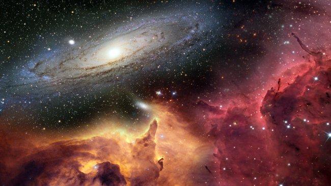 wallpaper universe