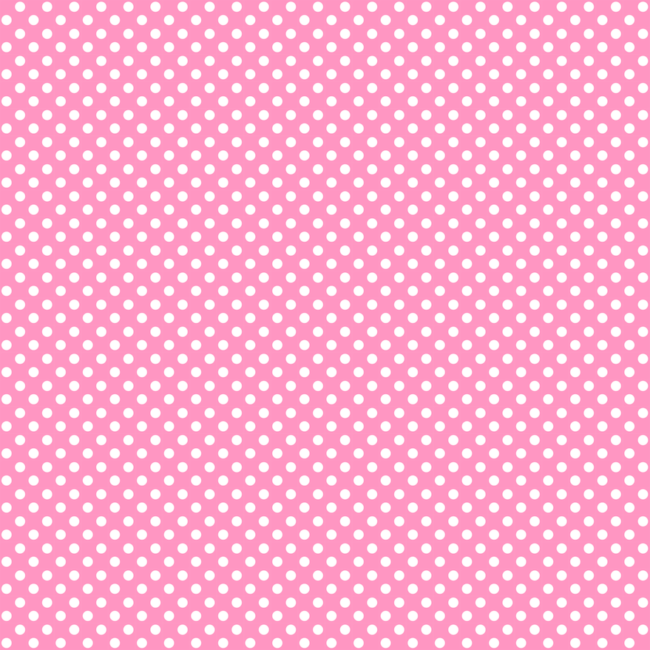 pink polka wallpaper