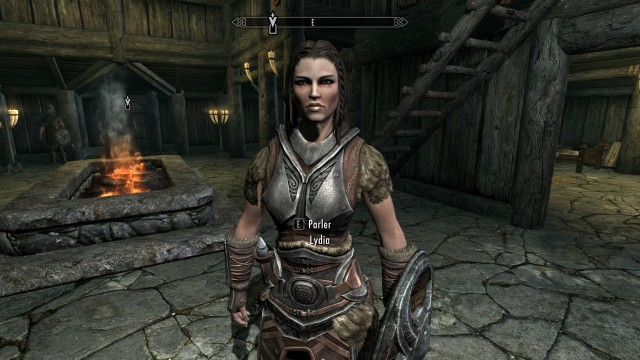 to skyrim lydia in Where find