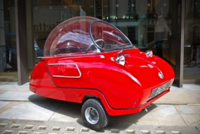 Peel P50  The World U0026 39 S Smallest Car  Speed  Price  Pictures