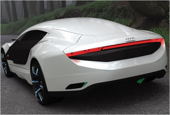 Awesome Audi A9 Concept Vehicle The Nology