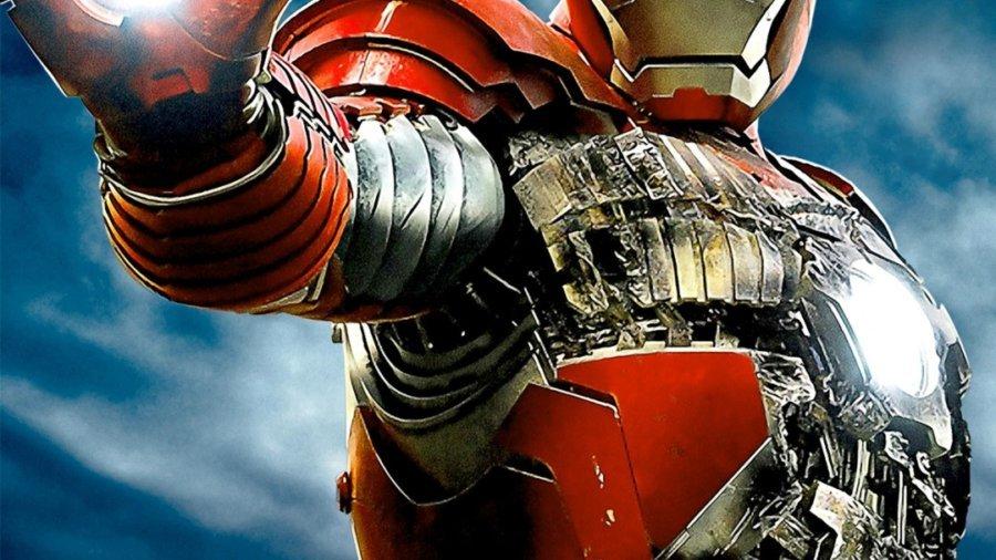 10 HD Iron Man IPhone 6 Wallpapers