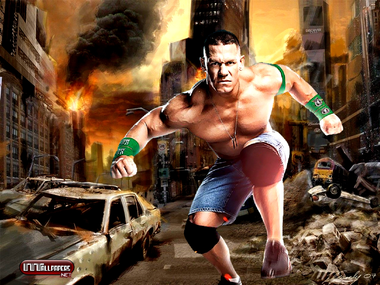 John Cena WWE Wallpapers HD - The Nology