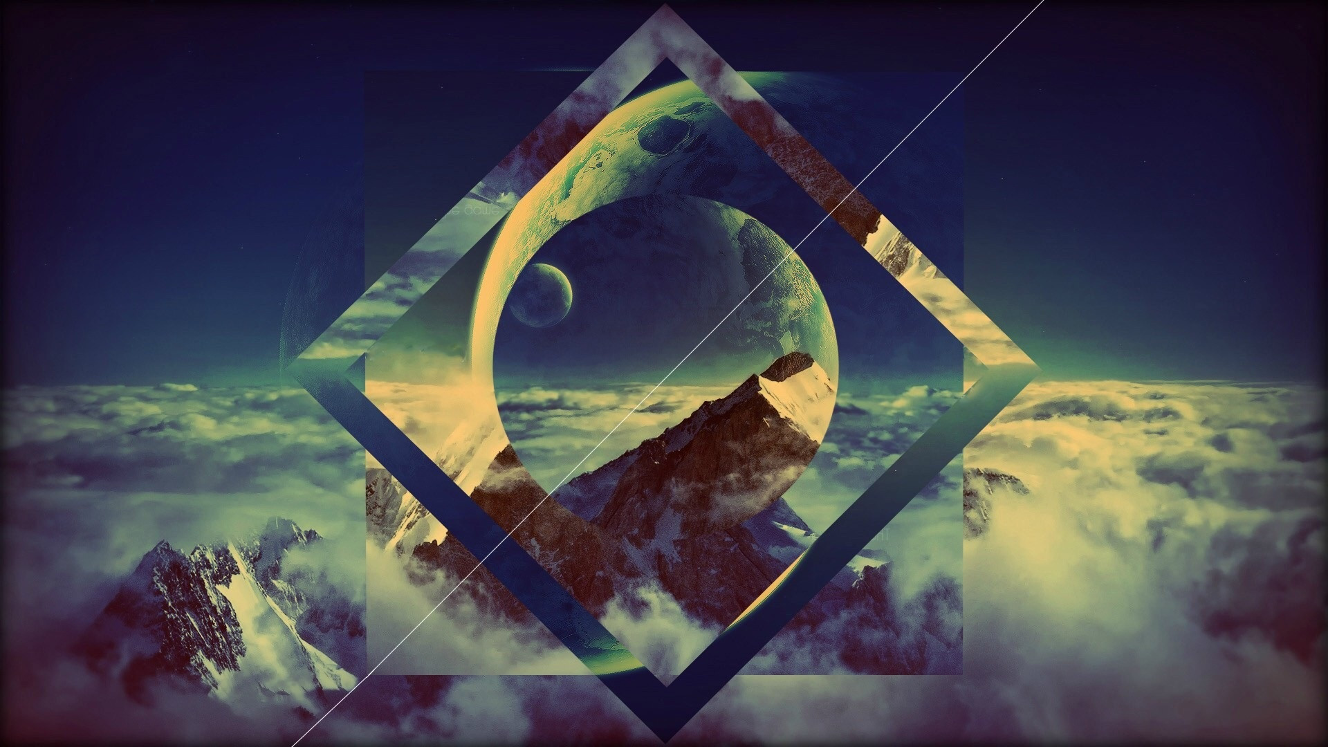 25 best polyscape wallpapers the nology - Wallpaper artist music ...